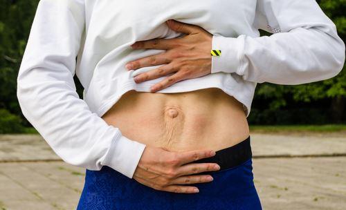 diastasis du ventre